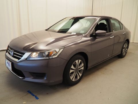 Certified Pre-Owned 2015 Honda Accord 4dr I4 Man LX FWD 4dr Car