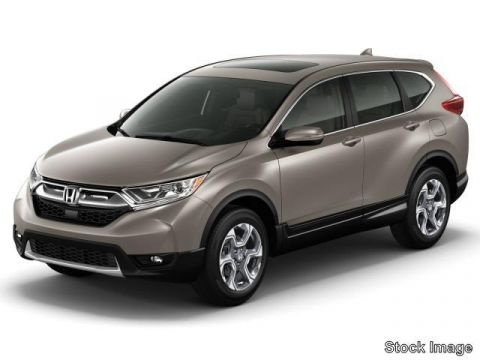 New 2017 Honda CR-V EX-L AWD