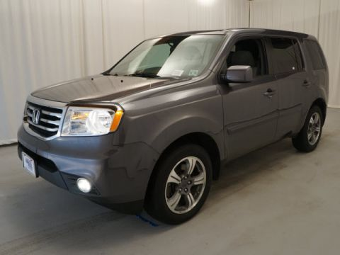 Certified Pre-Owned 2015 Honda Pilot 4WD 4dr SE 4WD Sport Utility