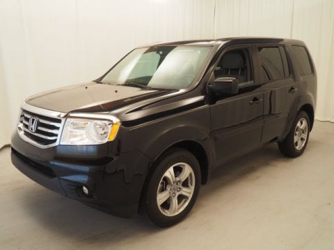 Certified Pre-Owned 2014 Honda Pilot 4WD 4dr EX 4WD