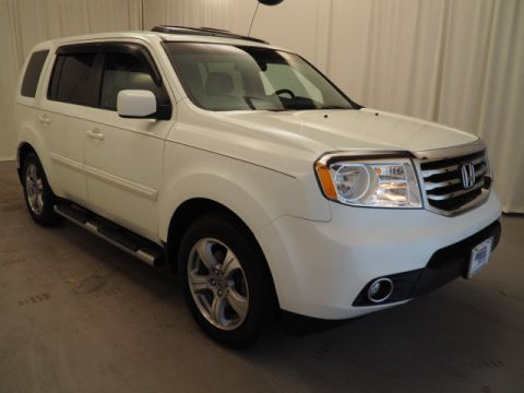 Certified Pre-Owned 2012 Honda Pilot 4WD 4dr EX-L w/Navi 4WD