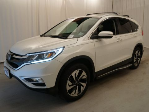 Certified Pre-Owned 2016 Honda CR-V AWD 5dr Touring AWD Sport Utility