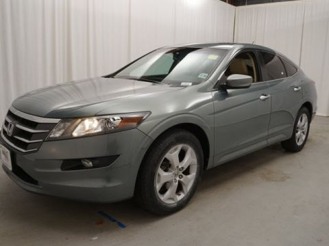 Certified Pre-Owned 2012 Honda Crosstour 4WD V6 5dr EX-L 4WD 4dr Car