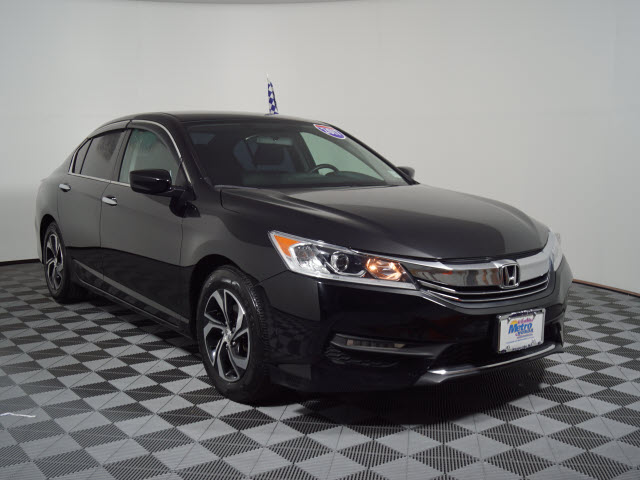Certified Pre-Owned 2017 Honda Accord LX CVT PZEV