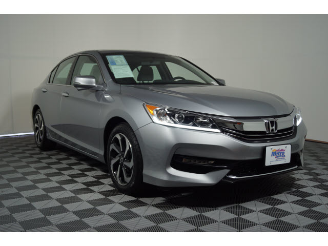 Certified Pre Owned 2016 Honda Accord 4dr I4 Cvt Ex Car In Jersey City Ga180362 Metro