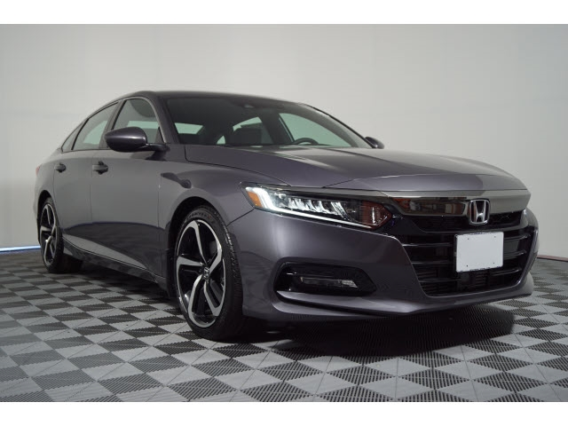 Honda Accord Sport >> New 2018 Honda Accord Sport 1 5t Manual 1 5t