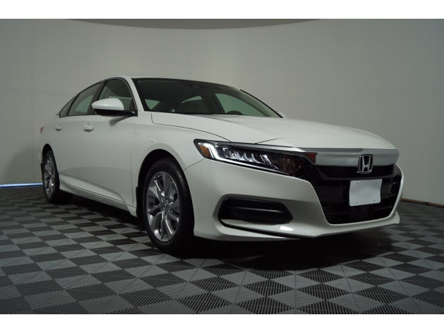 New Honda Accord >> New 2019 Honda Accord Lx 1 5t Cvt