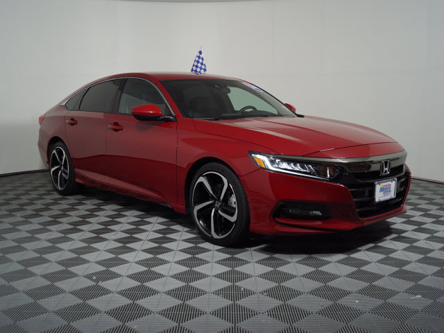 Certified Pre-Owned 2019 Honda Accord Sport 1.5T CVT
