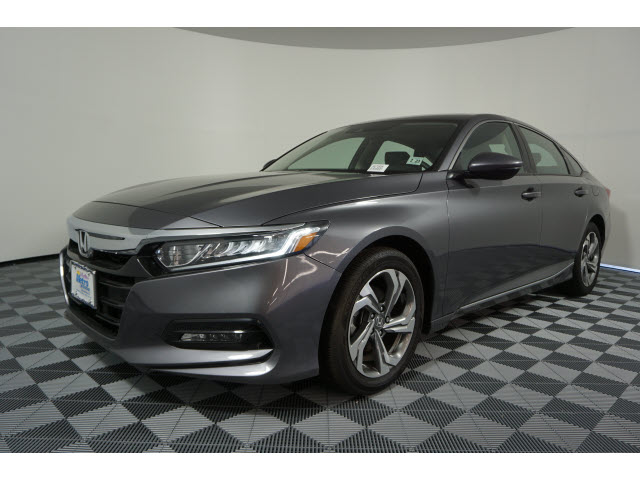 Certified Pre Owned 2018 Honda Accord EX L 1.5T CVT