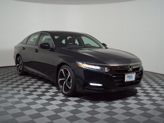 Honda Accord Sport >> New 2019 Honda Accord Sport 2 0t Auto 2 0t