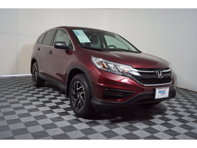 Certified Pre-Owned 2016 Honda CR-V AWD 5dr SE