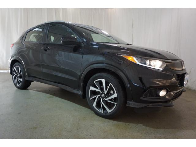 New 2019 Honda HR-V Sport AWD CVT