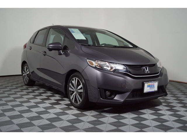 Certified Pre-Owned 2017 Honda Fit EX Manual