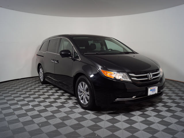 Certified Pre-Owned 2016 Honda Odyssey 5dr EX-L