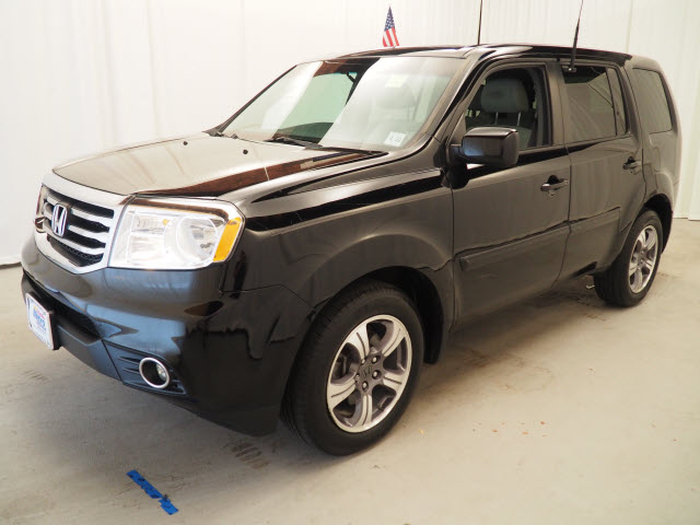 Certified Pre-Owned 2015 Honda Pilot 4WD 4dr SE