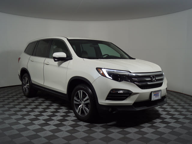 Certified Pre-Owned 2018 Honda Pilot EX AWD