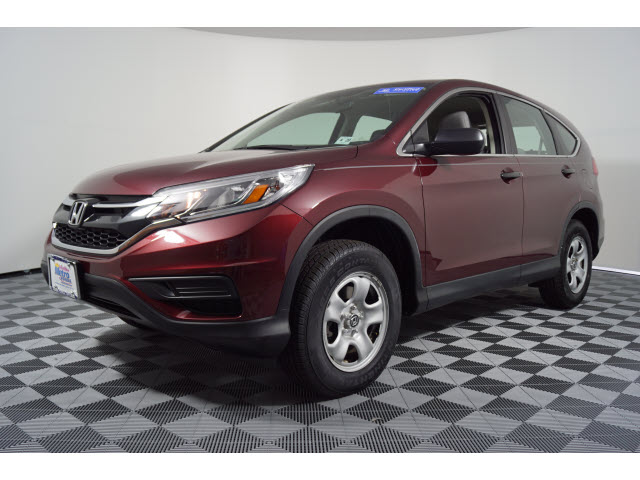 Certified Pre Owned 2015 Honda CR V AWD 5dr LX