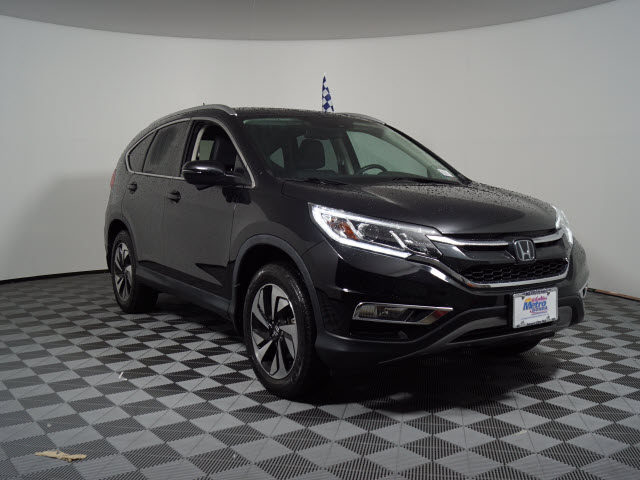 Certified Pre-Owned 2016 Honda CR-V AWD 5dr Touring