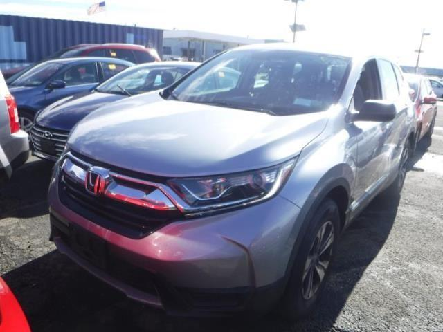 Pre Owned 2017 Honda Cr V Lx Awd