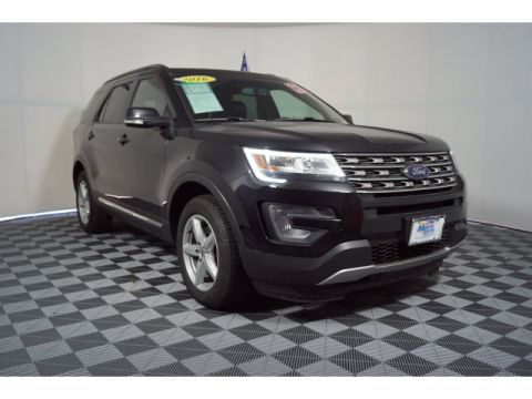 Pre-Owned 2016 Ford Explorer 4WD 4dr XLT