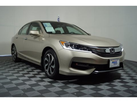Certified Pre-Owned 2016 Honda Accord 4dr I4 CVT EX