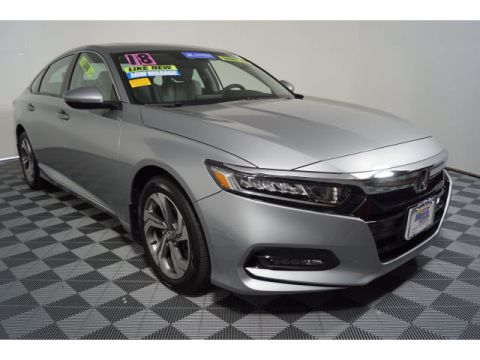 Certified Pre-Owned 2018 Honda Accord EX-L 1.5T CVT
