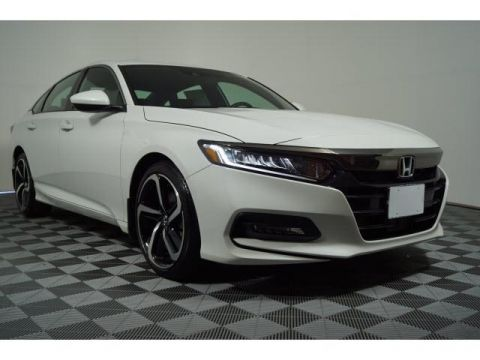New 2019 Honda Accord Sport 2.0T Auto