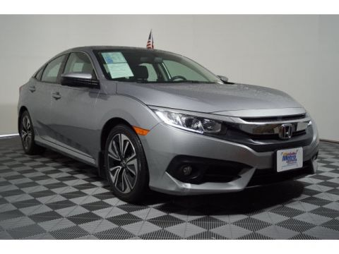 Pre-Owned 2016 Honda Civic 4dr CVT EX-L