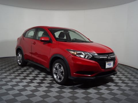 Certified Pre-Owned 2017 Honda HR-V LX AWD CVT