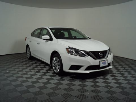 Pre-Owned 2016 Nissan Sentra 4dr Sdn I4 Manual S