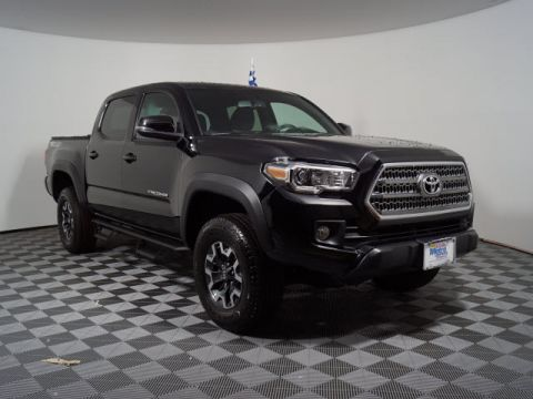 Pre-Owned 2016 Toyota Tacoma 4WD Double Cab V6 MT TRD Sport