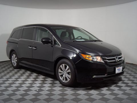 Certified Pre-Owned 2017 Honda Odyssey EX-L w/RES Auto