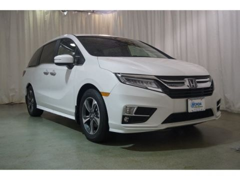 New 2020 Honda Odyssey Touring Auto With Navigation