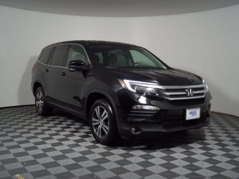 Certified Pre-Owned 2017 Honda Pilot EX AWD
