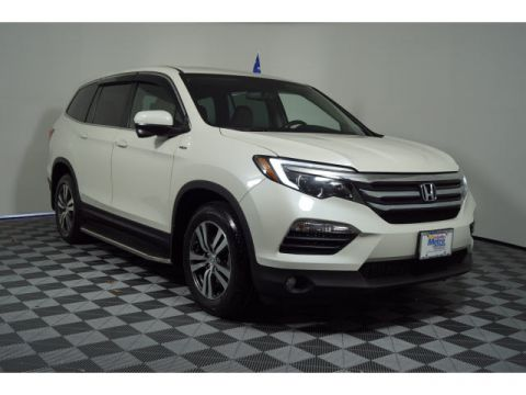 Certified Pre-Owned 2016 Honda Pilot AWD 4dr EX-L