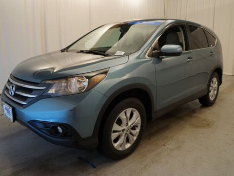 Certified Pre-Owned 2013 Honda CR-V AWD 5dr EX AWD Sport Utility