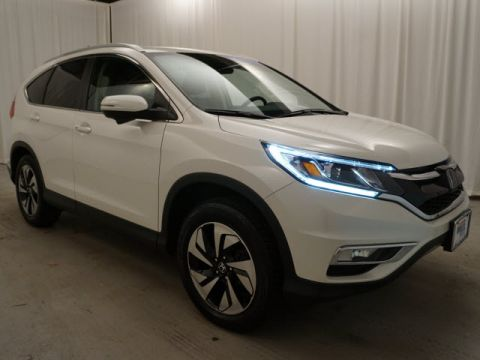 Certified Pre-Owned 2015 Honda CR-V AWD 5dr Touring AWD Sport Utility
