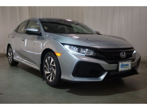 New 2019 Honda Civic Hatchback LX CVT