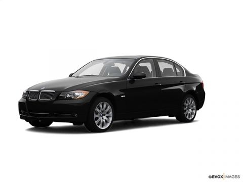 Pre-Owned 2008 BMW 3 Series 4dr Sdn 335xi AWD